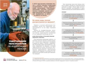 Правила индексации пенсии для работающих пенсионеров после прекращения трудовой деятельности