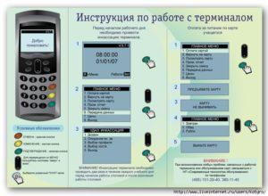 Должностная инструкция для продавца кассира онлайн кассы и терминала по дог.эквайринга