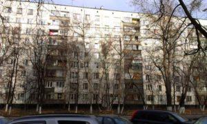 Серия дома по адресу в москве