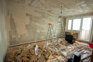 Что Делают В Приватизированных Квартирах Во Время Капремонта