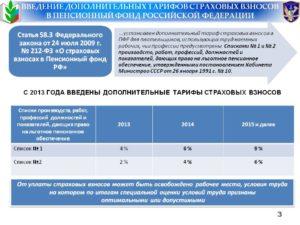 При оформлении по договору идут ли отчисления в пенсионный фонд
