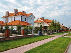 Обзор загородной недвижимости в россии