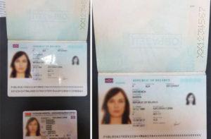 Требования к биометрическим пасопртам в армении