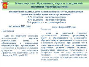 Какого Числа Приходит Компенсация За Детский Сад В Красноярске
