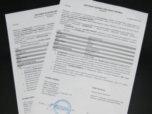 Договор ип для автосервиса на ремонт грузового автомобиля