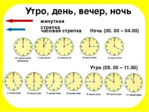 Сколько в месяц может быть ночных часов