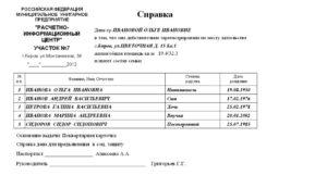 Администрация города симферополь на ул.пушкина 35 справка о составе семьи