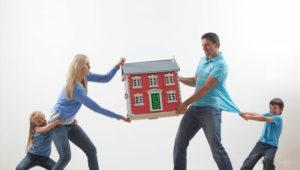 Совместное владение квартирой с матерью