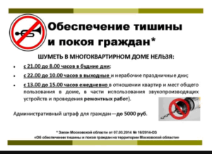 Нормативы Тишины В Многоквартирном Доме Пермь