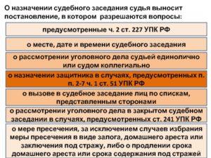 Замена судьи по уголовному делу упк рф