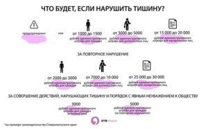 Закон О Нарушении Тишины И Покоя Граждан 2020 В Московской Области