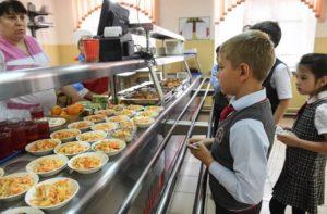 Сколько стоит завтрак в школе 2020 москва