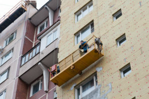 Частичное утепление стен снаружи это текущий или капитальный ремонт