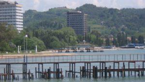 Есть ли военные санатории рф в абхазии