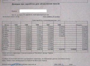С какого года у пфр появились сведения о зарплате