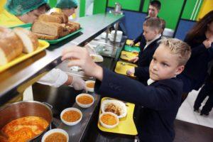 Сколько стоит завтрак в столовой в москве в школе