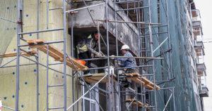 Является ли ремонт фасада капитальным ремонтом