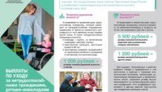 Является ли пособие по уходу за ребенком инвалидом доходом