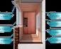 Как рассчитать площадь балкона для обшивки панелями